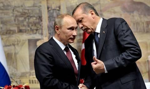 Συγχαρητήρια Πούτιν σε Ερντογάν για την νίκη του στο δημοψήφισμα