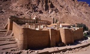 Αίγυπτος: Επίθεση με δύο νεκρούς στην Αγία Αικατερίνη του Σινά