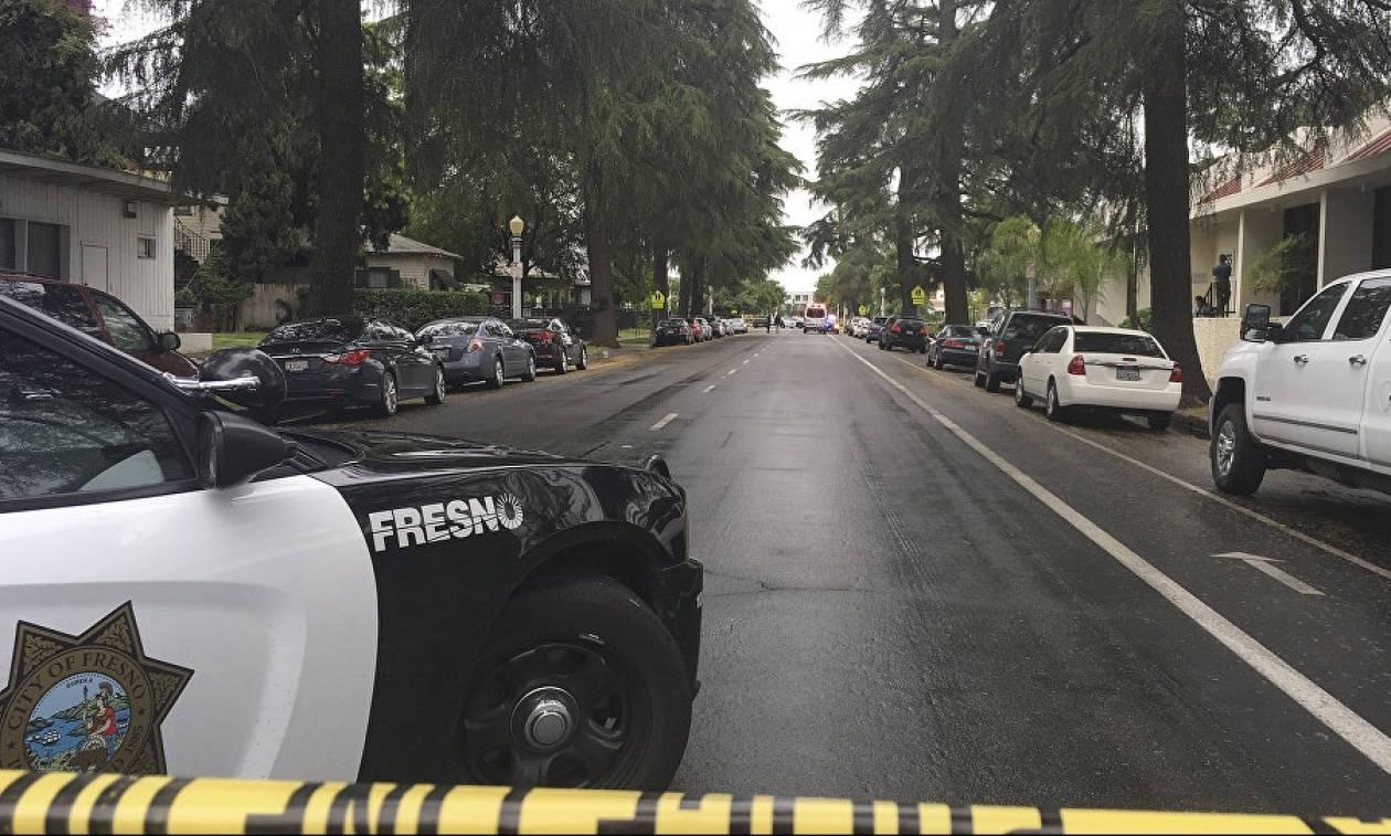 Συναγερμός στην Καλιφόρνια: Ένοπλος άνοιξε πυρ φωνάζοντας «Allahu Akbar» - Τρεις νεκροί (pics)