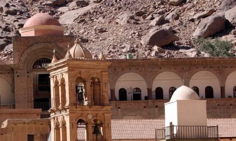 Σινά: Tο Ισλαμικό Κράτος πίσω από την επίθεση στο ελληνορθόδοξο μοναστήρι της Αγίας Αικατερίνης