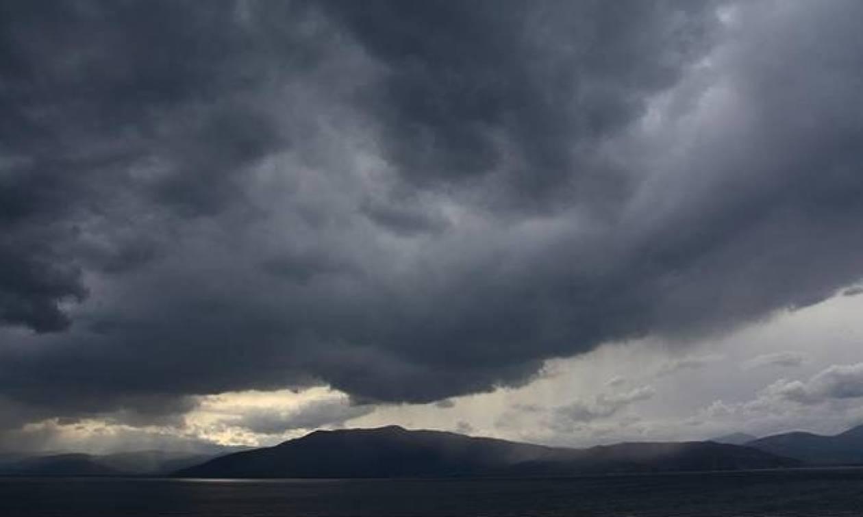 Καιρός σήμερα: Ισχυρές καταιγίδες θα πλήξουν αρκετές περιοχές - Σε άνοδο η θερμοκρασία (pics)