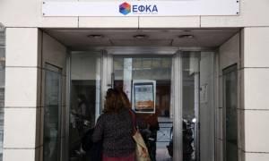 Χάος με τις εισφορές του ΕΦΚΑ: Φουσκωμένες για όλο το 2017