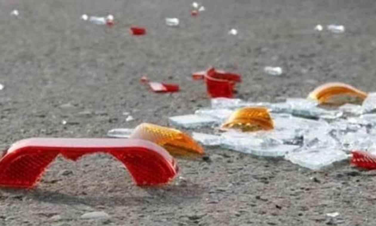 Πεντέλη: Τροχαίο δυστύχημα με φορτηγό