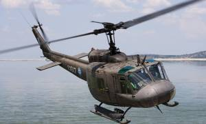 Αγνοείται στρατιωτικό ελικόπτερο στην Κοζάνη με 5 επιβαίνοντες