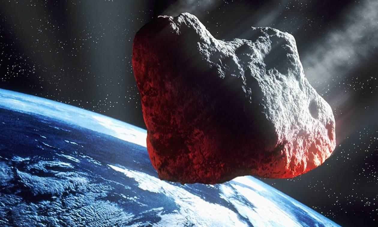 Γιγάντιος αστεροειδής θα περάσει σήμερα ξυστά από τη Γη
