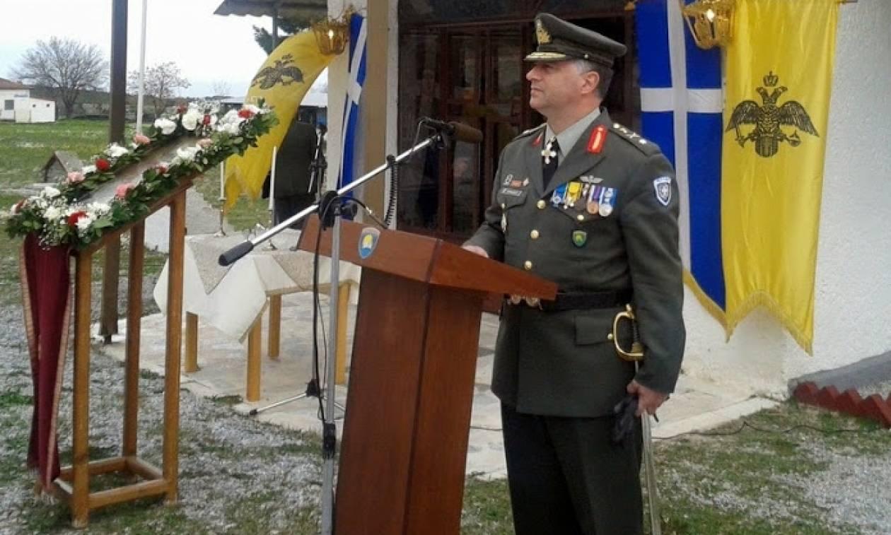 Πτώση ελικοπτέρου: Αυτός είναι ο νεκρός υποδιοικητής της 1ης Στρατιάς (photos)