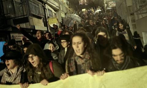 Στη «δημοκρατία» του Ερντογάν η διαδήλωση παύει να αποτελεί δικαίωμα (Pics)