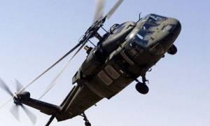 В результате крушения вертолета в Греции погибли 4 человека