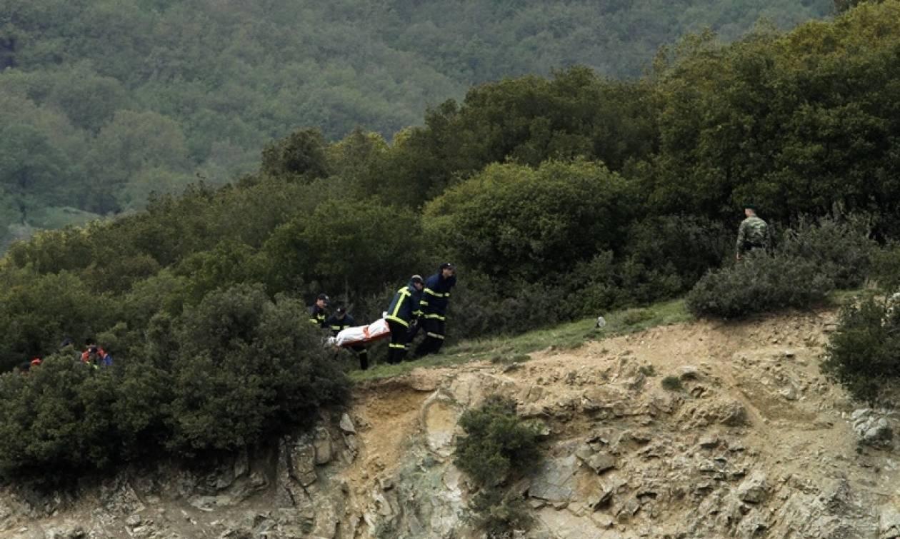 Πτώση ελικοπτέρου στην Ελασσόνα – Συλλυπητήρια ανακοίνωση του ΥΠΕΞ για το τραγικό δυστύχημα