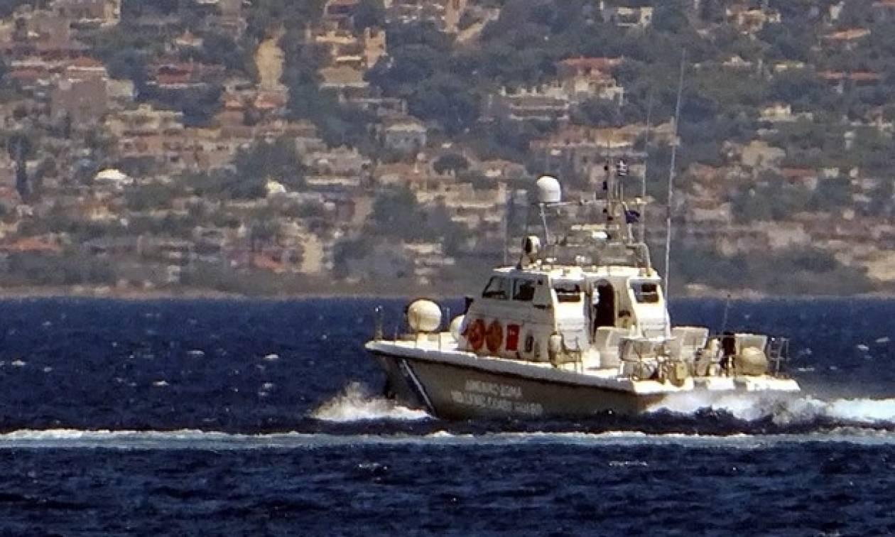 Συναγερμός στη Ρόδο για φωτιά σε πλοίο