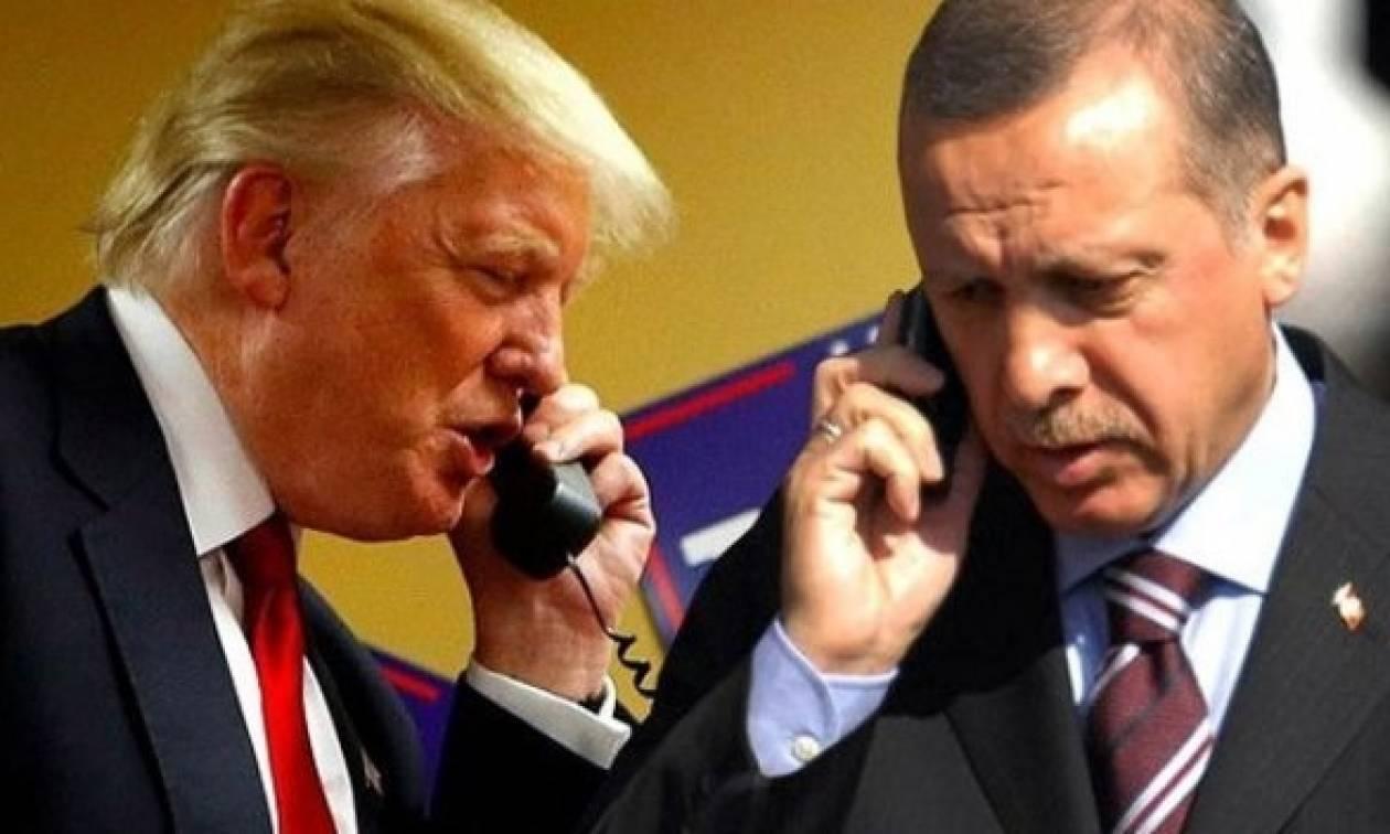 «Έκλεισε» η ημερομηνία της πρώτης συνάντησης Τραμπ - Ερντογάν