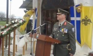 Πτώση ελικοπτέρου: Θρήνος στο Ρέθυμνο για τον Υποστράτηγο Ιωάννη Τζανιδάκη