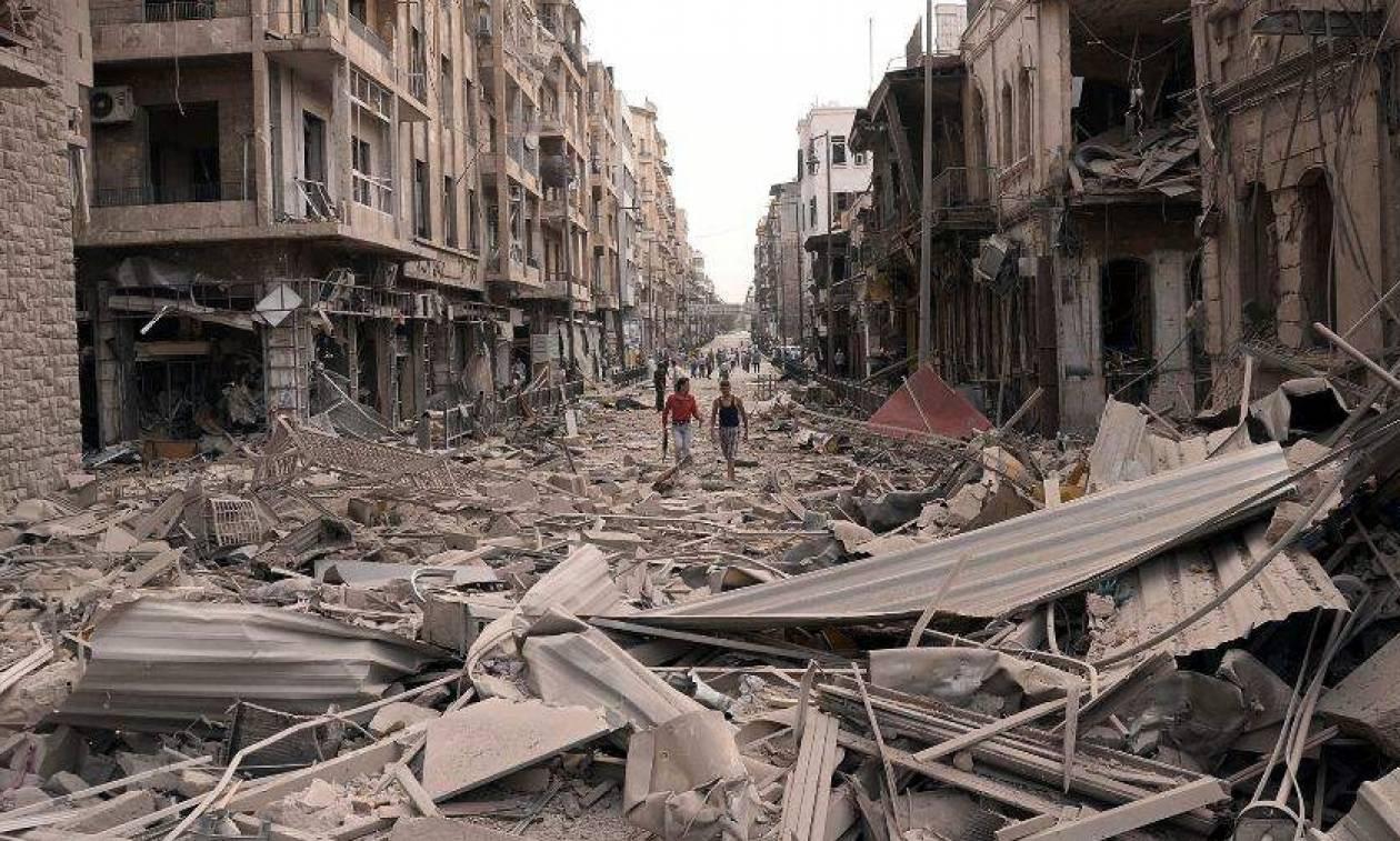 Συρία: Νέα πολύνεκρη έκρηξη βόμβας στο Χαλέπι
