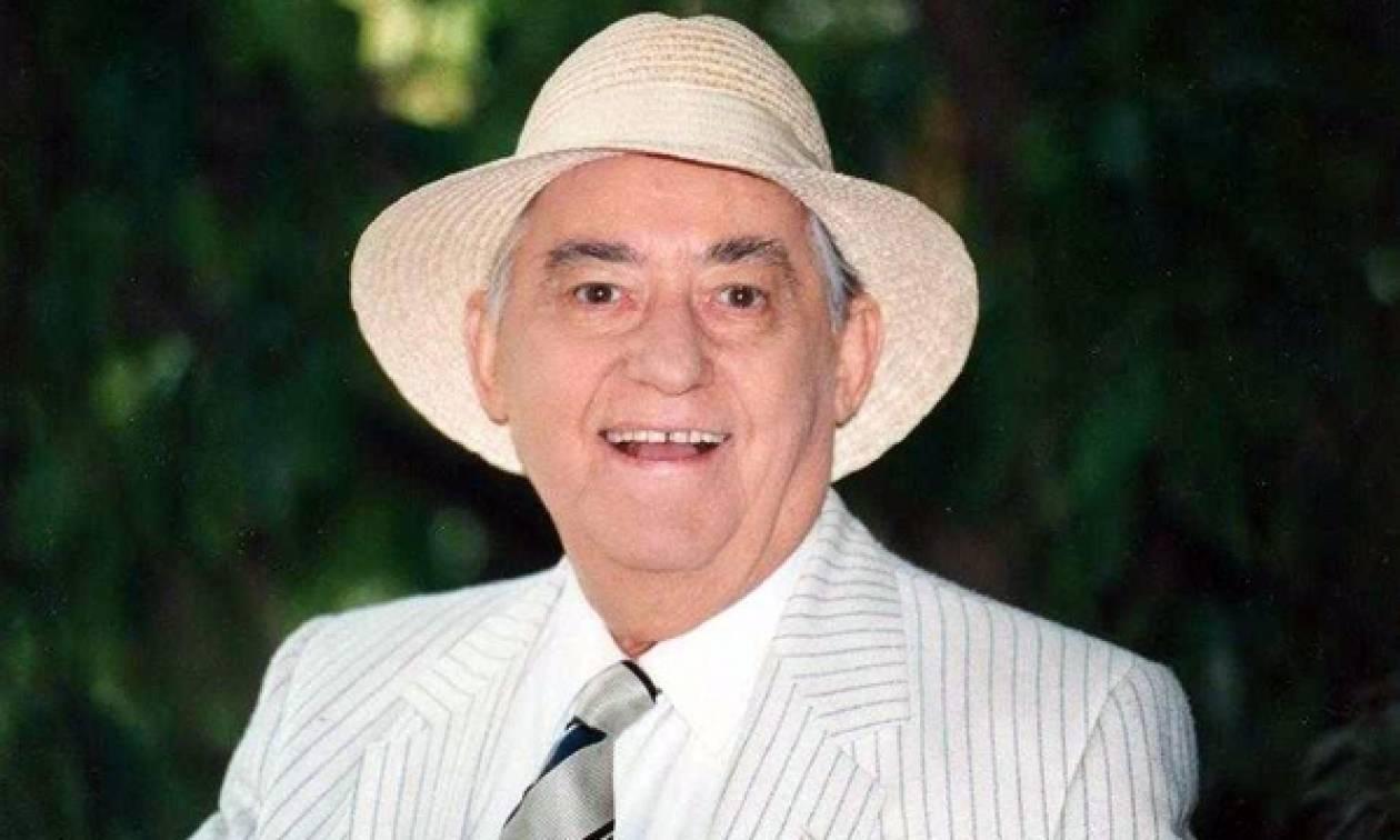 Σαν σήμερα το 1999 «έφυγε» ο μεγάλος Έλληνας κωμικός Νίκος Ρίζος