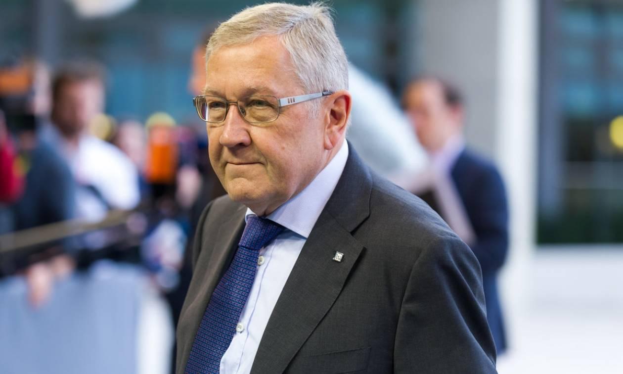 Ρέγκλινγκ: Ελπίζουμε ότι θα υπάρξει ένα παράλληλο πρόγραμμα του ΔΝΤ για την Ελλάδα