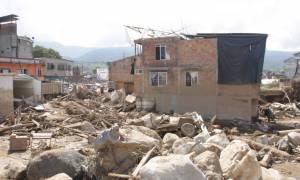Νέα τραγωδία από κατολίσθηση στην Κολομβία: Έντεκα νεκροί και δεκάδες αγνοούμενοι (videos)