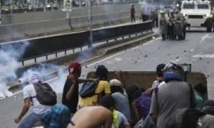 Βενεζουέλα: Νεκρός με σφαίρα στο κεφάλι 17χρονος διαδηλωτής κατά του Μαδούρο