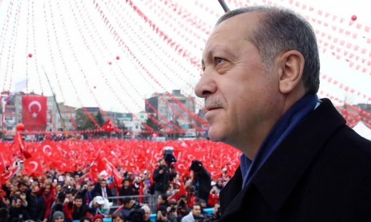 Τουρκία: Συνελήφθησαν διαδηλωτές που αμφισβητούσαν το αποτέλεσμα του δημοψηφίσματος
