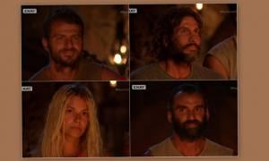 Survivor: Aυτό είναι το αποτέλεσμα της ψηφοφορίας για αποχώρηση - Έτσι ψήφισε το κοινό!