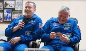 Δεν είναι ανέκδοτο: Ένας Πόντιος ταξιδεύει για πέμπτη φορά στο διάστημα – Δείτε το ταξίδι του (Vids)