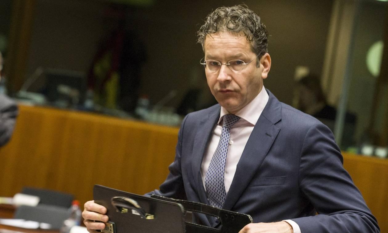 Ντάισελμπλουμ: Αφορολόγητο και συντάξεις από το 2019 αν δεν πιαστούν οι στόχοι