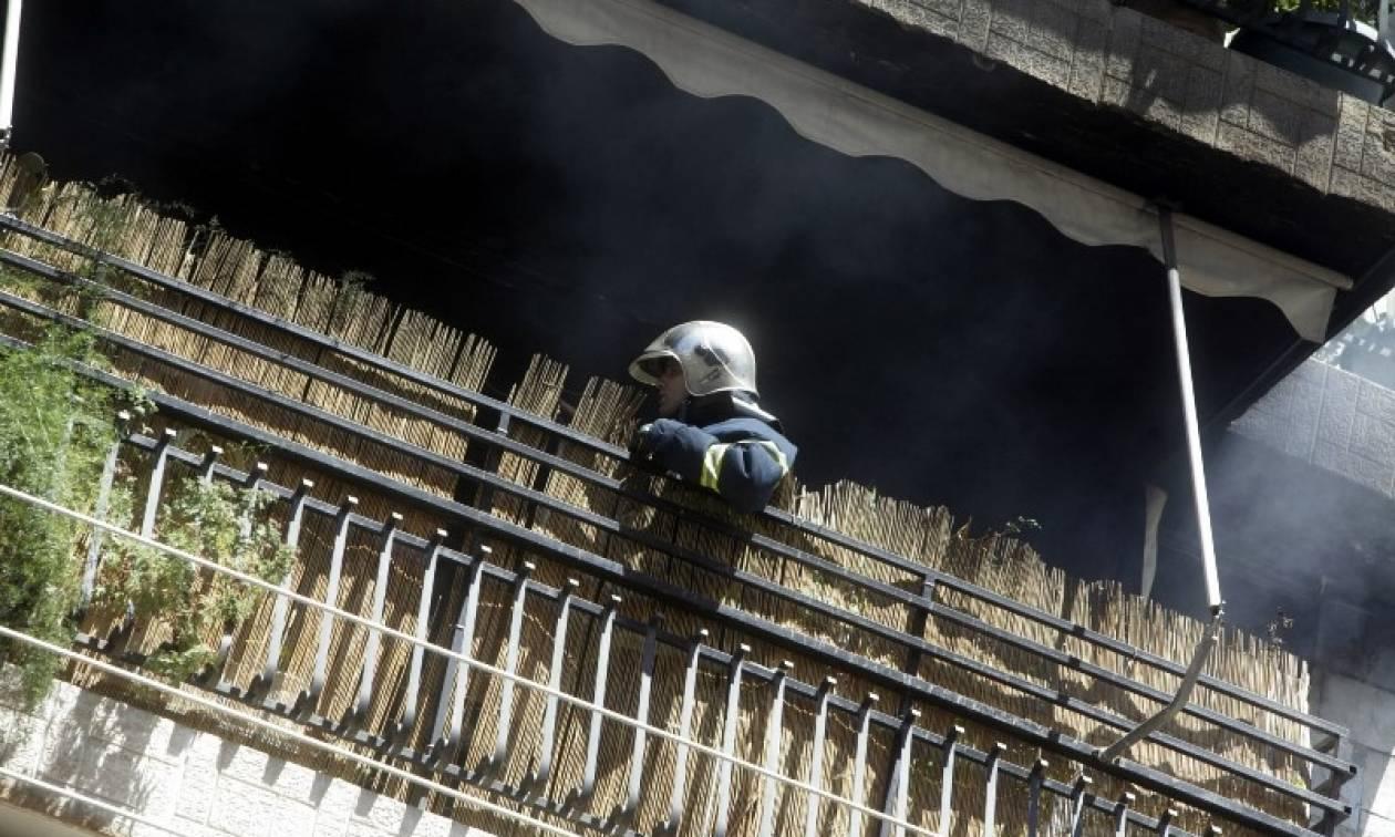 Νεκρός άνδρας στο κέντρο της Αθήνας
