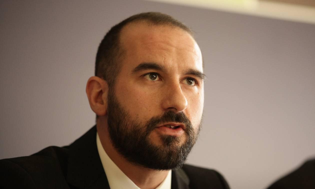 Τζανακόπουλος: Παραθρησκευτική σέχτα η ΝΔ - Ούτε λόγος για νέα μέτρα το 2018