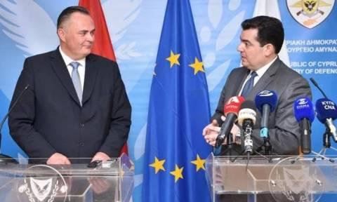 Κύπρος και Αυστρία υπέγραψαν Μνημόνιο Συναντίληψης για συνεργασία σε στρατιωτικά θέματα