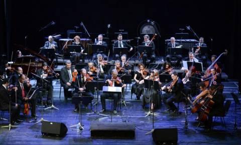 Η Ορχήστρα Σύγχρονης Μουσικής της ΕΡΤ και τα Κίτρινα Ποδήλατα στο Παλλάς