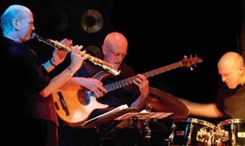 Liebman, Swallow και Nussbaum live στο Half Note Jazz Club