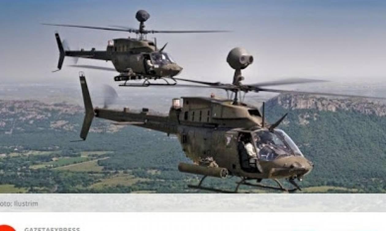 Το Κοσσυφοπέδιο θα αγοράσει τα πρώτα του ελικόπτερα