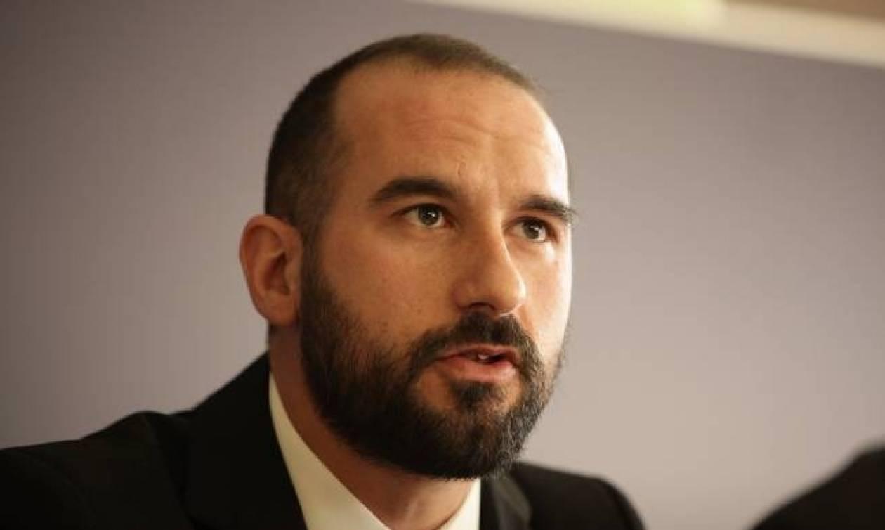 Gov't spokesman Tzanakopoulos dismisses reports on extra measures in 2018