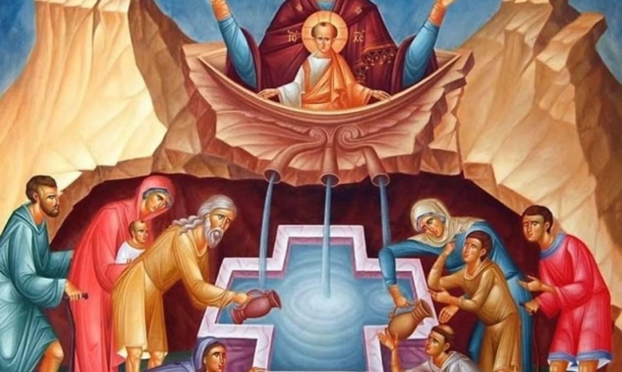 Πανηγυρίζει αύριο η Ιερά Μονή Σπηλιάς στη Μητρόπολη Θεσσαλιώτιδος