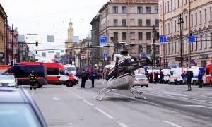 Ρωσία: Ταυτοποιήθηκε ο «εγκέφαλος» της επίθεσης στο μετρό της Αγίας Πετρούπολης