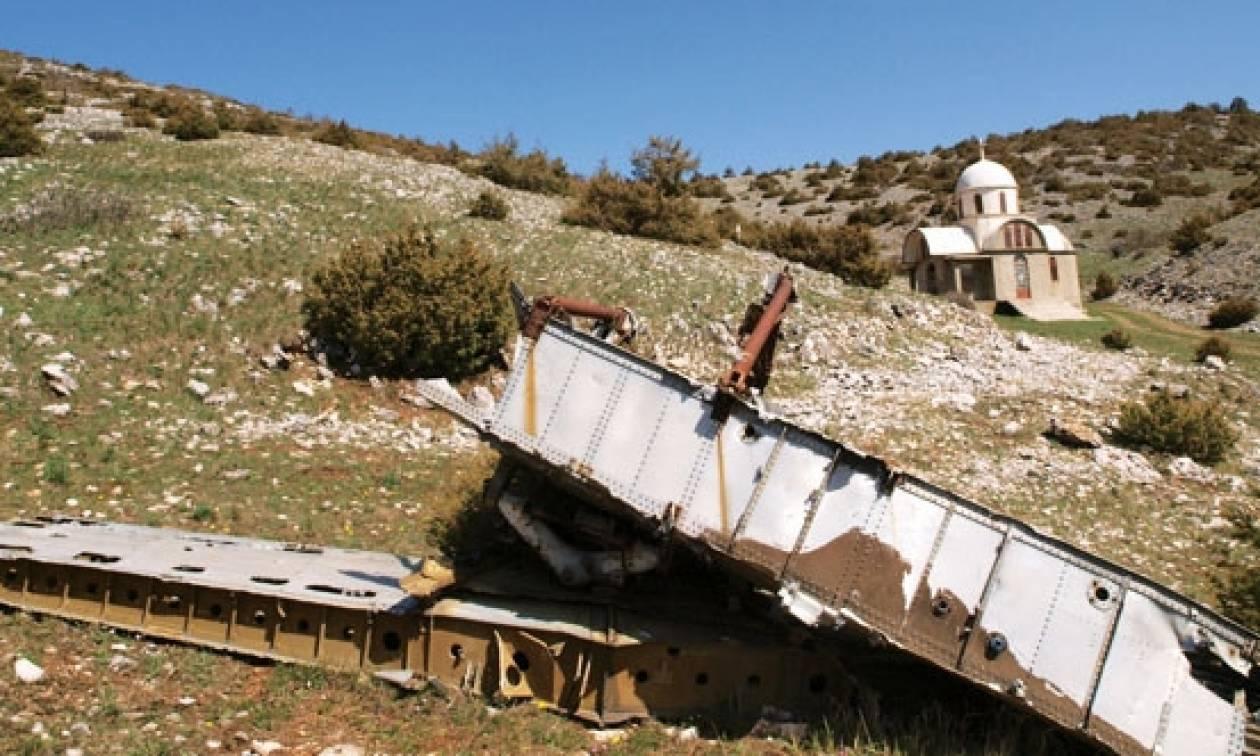 Ανατριχιαστικό: Η αεροπορική τραγωδία πριν 41 χρόνια στο ίδιο σημείο που έπεσε το Χιούι (vids+pics)