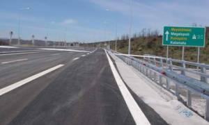 Προσοχή: Κυκλοφοριακές ρυθμίσεις στην εθνική οδό Κορίνθου - Τρίπολης - Καλαμάτας