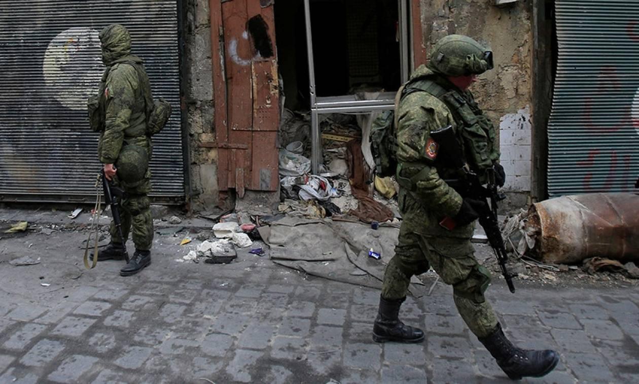 Συρία: Νεκρός Ρώσος ταγματάρχης σε επίθεση