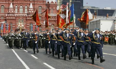 Минобороны опубликовало карту парадов Победы 9 мая