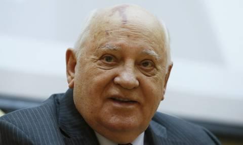Горбачев: Россия созрела для политической конкуренции и многопартийности