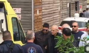 Επιστρέφει στη φυλακή ο Άκης Τσοχατζόπουλος - Τι λένε οι δικηγόροι του (vid)