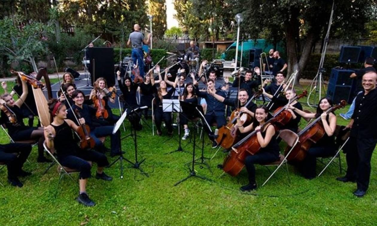 Music Passport με την Underground Youth Orchestra στο Μουσείο Μπενάκη