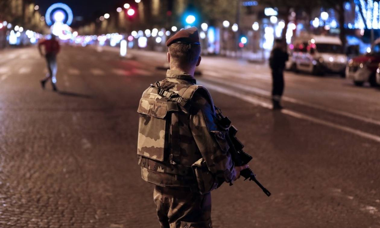 Paris shooting: Gunman was 'focus of anti-terror' probe