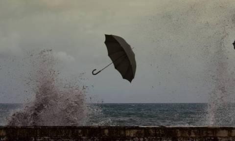 В Греции в выходные погода ухудшится: прогнозируют ливни и похолодание