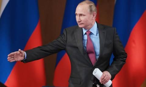 TIME включил Владимира Путина в список 100 наиболее влиятельных людей