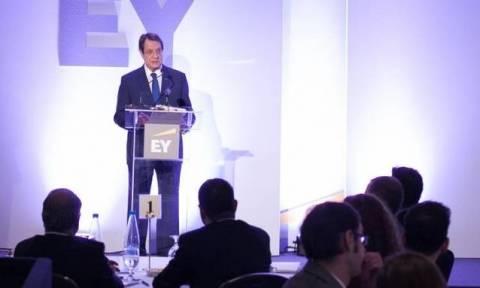 Διαβεβαιώσεις Αναστασιάδη για στήριξη των ρωσικών επιχειρήσεων στην Κύπρο