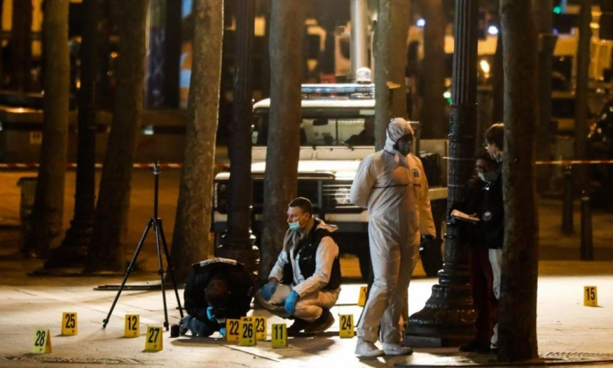 Παρίσι: Σημείωμα υπέρ του Ισλαμικού Κράτους βρέθηκε κοντά στο πτώμα του δράστη
