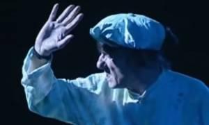 Στάθης Ψάλτης: Ο ανατριχιαστικός μονόλογος του σπουδαίου ηθοποιού (vid)