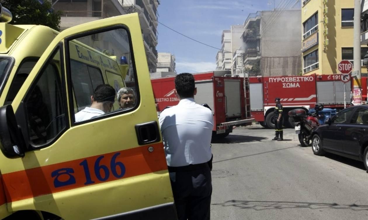 Συναγερμός στο κέντρο της Αθήνας