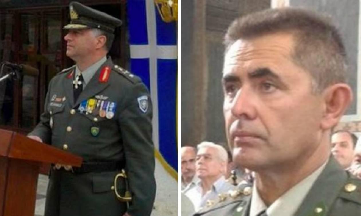 Πτώση ελικοπτέρου: Η Ελλάδα αποχαιρέτησε τον υποστράτηγο Τζανιδάκη και τον συνταγματάρχη Αδάμου