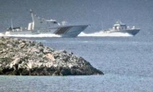 Τι συμβαίνει στα Ίμια; Τουρκικό σκάφος «καταδίωξε» ελληνικό